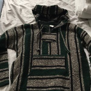 Mexican Rug Sweater